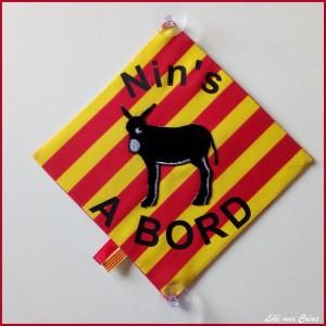 catalan-panneau-signaletique-el-burro-nins-a-bord-lele-mes-creas