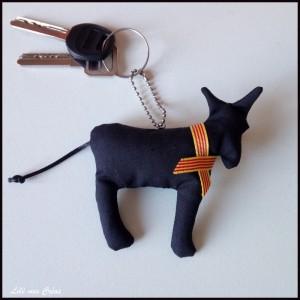 catalan-porte-clefs-retroviseur-el-burro-ane-catala-lele-mes-creas