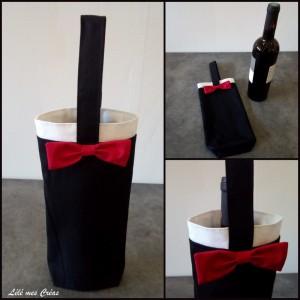 porte-bouteille-noir-col-de-chemise-blanc-et-noeud-de-papillon-rouge-lele-mes-creas