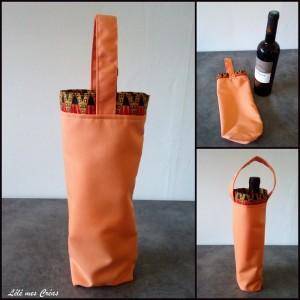 porte-bouteille-orange-ethnique-lele-mes-creas